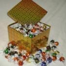 100 LINDT BALLS BOX