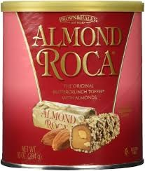 ORIGINAL ALMOND ROCA 822G