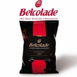 BELCOLADE FROM BELGIUM DARK CHOCOLATE DROPS 1KG