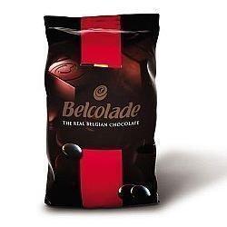 BELCOLADE DARK CHOCOLATE DROPS 5KG