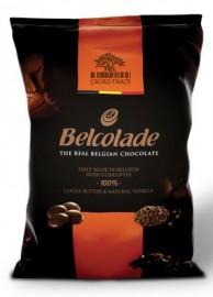 BELCOLADE MILK CHOCOLATE DROPS 5KG