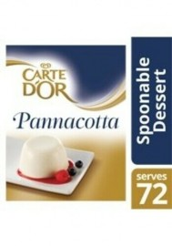 PANNACOTTA MIX CARTE D'OR IMPORTED FROM FRANCE