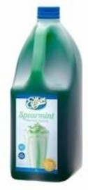 SPEARMINT EDLYN FLAVOUR TOPPING SYRUP 3L