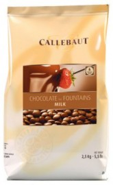 CHOCOLATE FOUNTAIN MILK CHOCOLATE