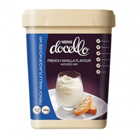 NESTLE DOCELLO FRENCH VANILLA FLAVOURED MOUSSE MIX 1.8L