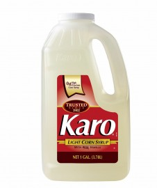 KARO LIGHT CORN SYRUP 3.78L