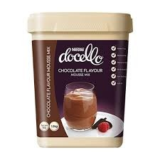 NESTLE DOCELLO CHOCOLATE FLAVOUR MOUSSE MIX 1.9KG