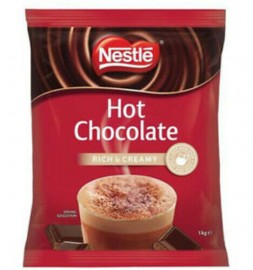 NESTLE HOT CHOCOLATE RICH AND CREAMY 1KG