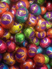CADBURY MINI EASTER EGGS 1KG