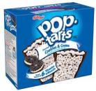 KELLOGGS POP TARTS COOKIES & CREME
