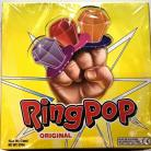 RING POPS  ORIGINAL LOLLIPOPS CANDY LOLLYPOPS 24