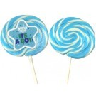 WHIRLY LOLLIPOP ITS A BOY