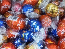ULTIMATE LINDT EASTER CHOCOLATE MIX 1KG