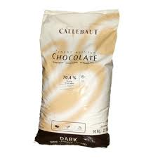 CALLEBAUT DARK CALLETS 70 PERCENT 2.5KG