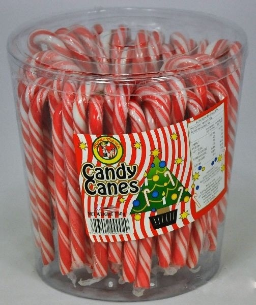 MINI XMAS CANDY CANES