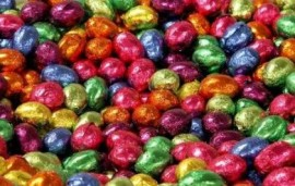 MYSTERY MIX CHOCOLATE EASTER EGGS 1KG