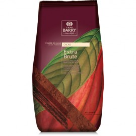 CACAO BARRY COCOA POWDER EXTRA BRUTE 1KG