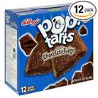KELLOGGS POP TARTS FROSTED CHOC FUDGE