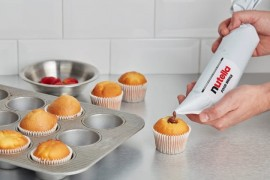 NUTELLA PIPING BAGS 1KG