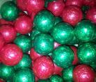 XMAS MIXED CHOCOLATE BAUBLES 450G