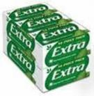 Wrigleys Extra Spearmint Sugarfree Gum 24 x 14 pack