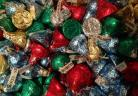 HERSHEYS KISSES XMAS 1KG - NEW MIX